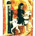 Le troubadour Gui d'Ussel